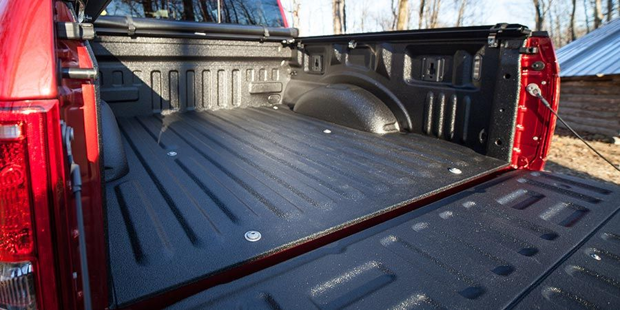 Blog Maintaining Bedliner