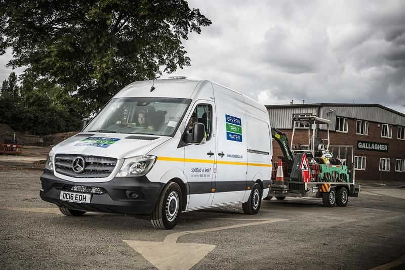 Mercedes Benz Sprinter 313 Cdi Gallagher Popup