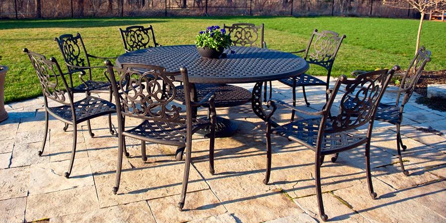 Wrought Iron Furniture - Wrought Iron Furniture LINE-X