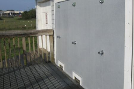 Waterproofing Outdoor Showers Case Study