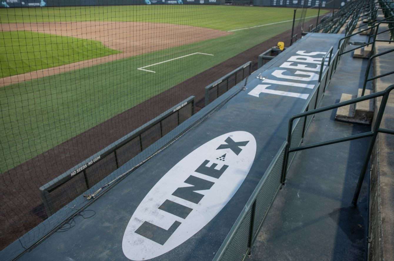 Auburn University Selects LINE-X to Protect Historic