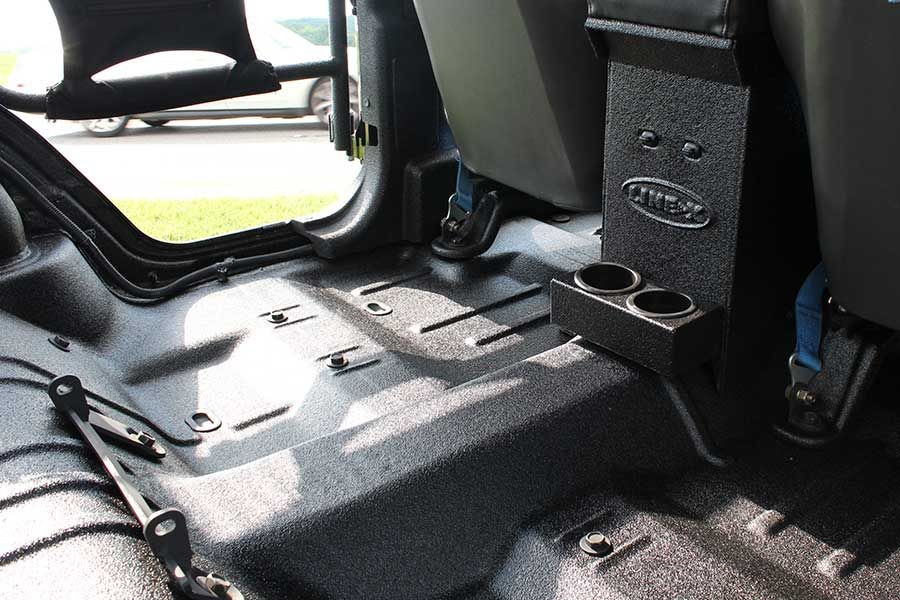 Interior Spray. Jeep tubs ...